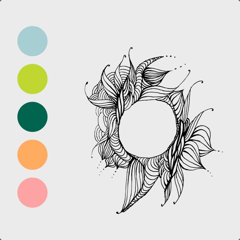 си цветове