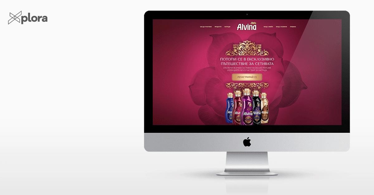 Medix Alvina Deluxe Perfume