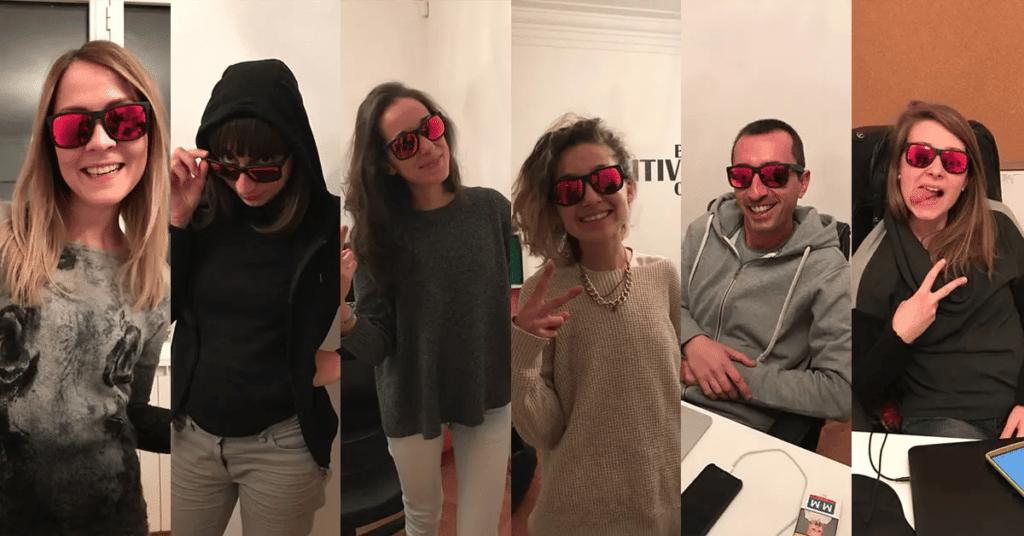 Xplora Gangsta party със забравените очила на Лъчо